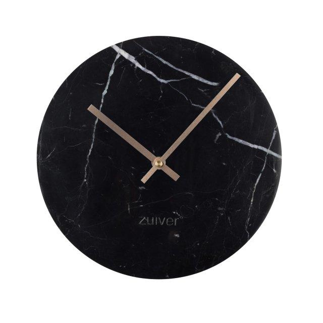 Sat Marble Time Black