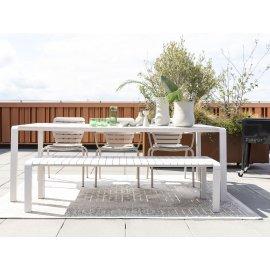 Vrtni stol Vondel 214x97 cm Clay