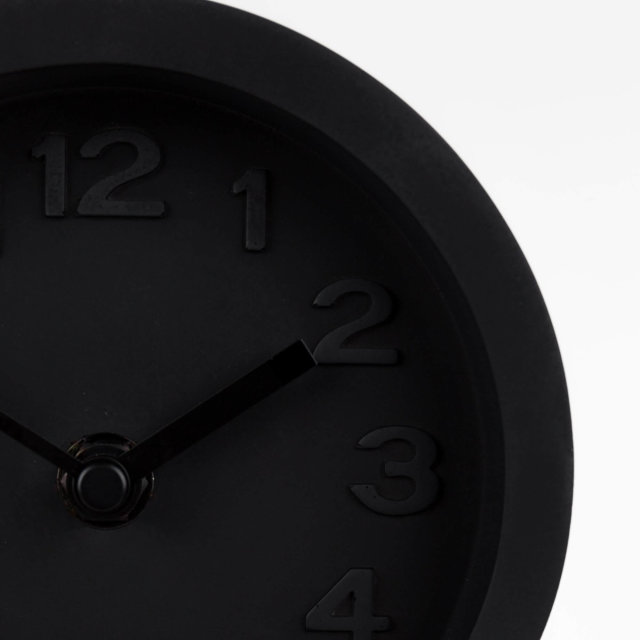 Sat Pendulum Time All Black
