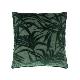Ukrasni jastuk Miami Palm Tree Green