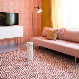 Tepih Beverly 170x240 cm Pink