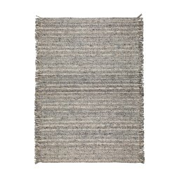 Tepih Frills 170X240 cm Grey/Blue