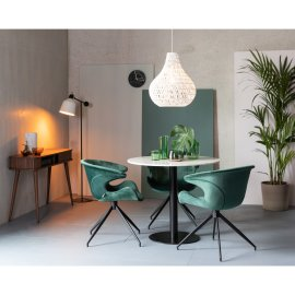 Konzolni stol Barbier Walnut