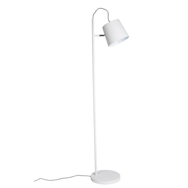 Podna lampa Buckle Head White