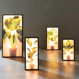 Podna lampa Grow L
