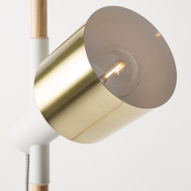 Podna lampa Ivy