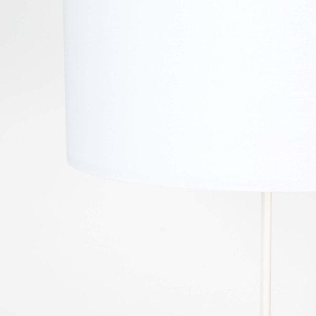 Podna lampa Lesley White