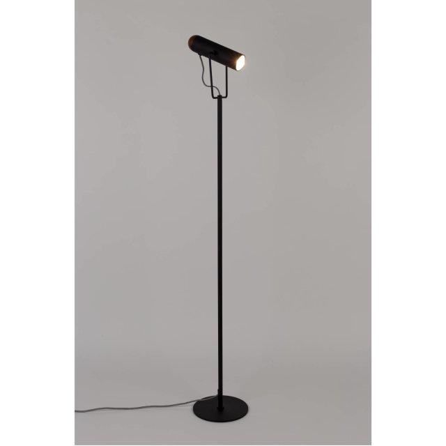 Podna lampa Marlon Black