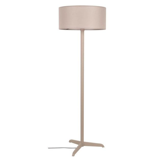 Podna lampa Shelby Taupe