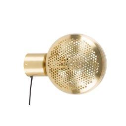 Zidna lampa Gringo Brass