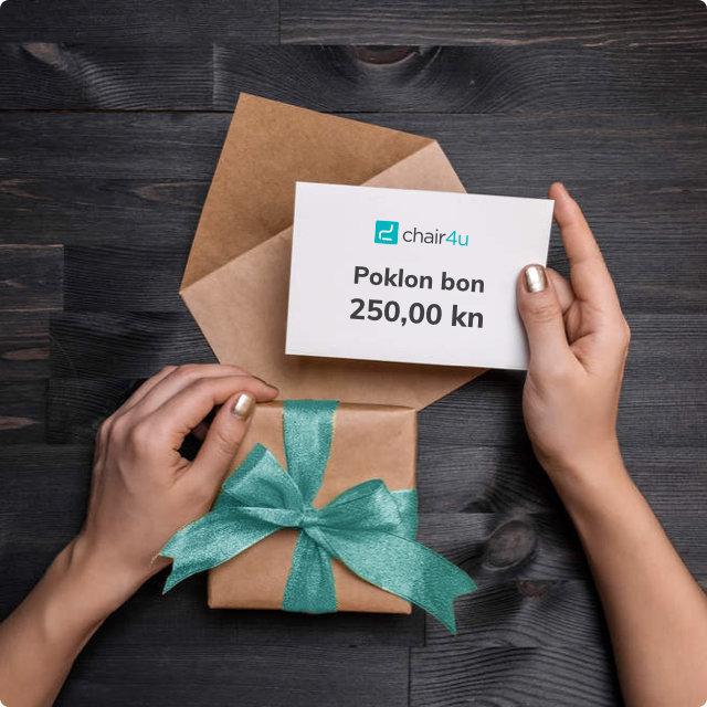 Poklon bon 250,00 kn