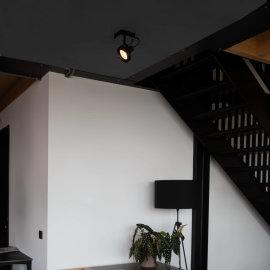 Spot lampa Dice-1 DTW Black