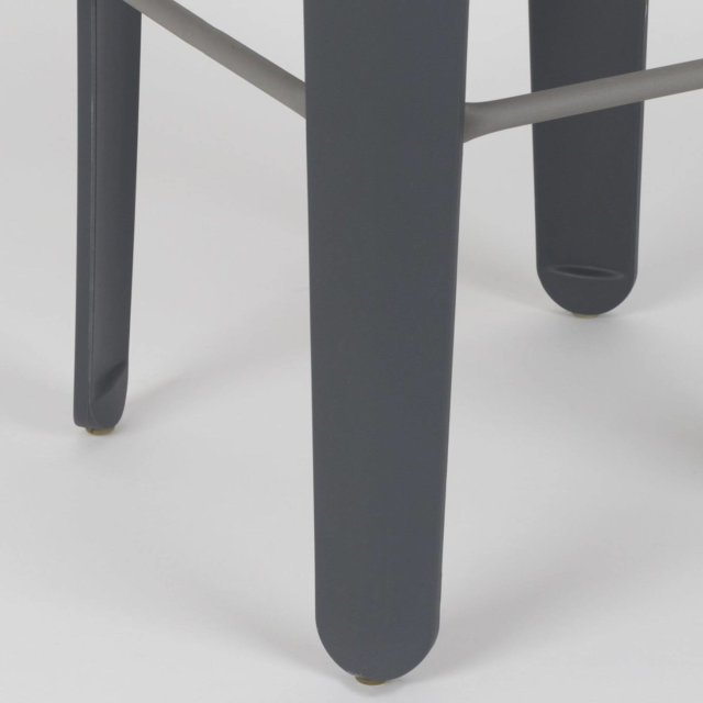 Barska stolica Up-High Dark Grey