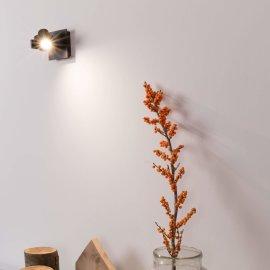 Spot lampa Luci-1 DTW Black