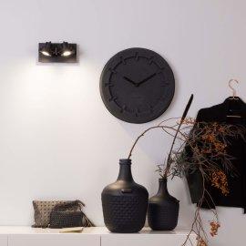 Spot lampa Luci-2 DTW Black