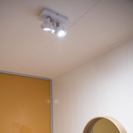 Spot lampa Luci-2 DTW White