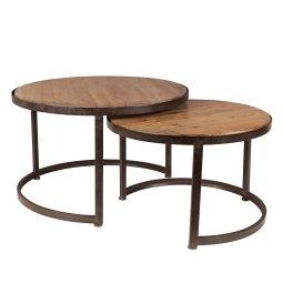 Stolić za kavu Jack - set od 2 kom.