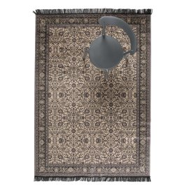 Tepih Bo 160x230 cm Grey