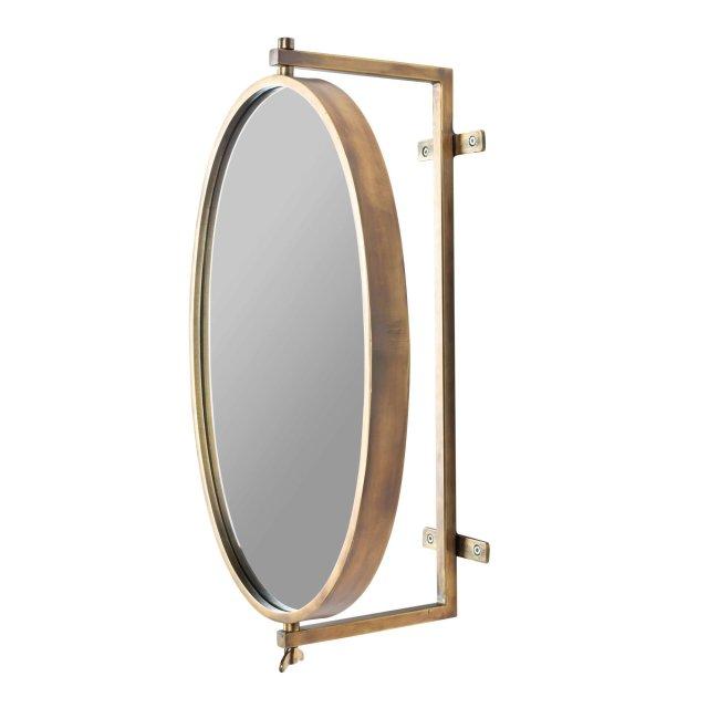 Ogledalo Lara Brass