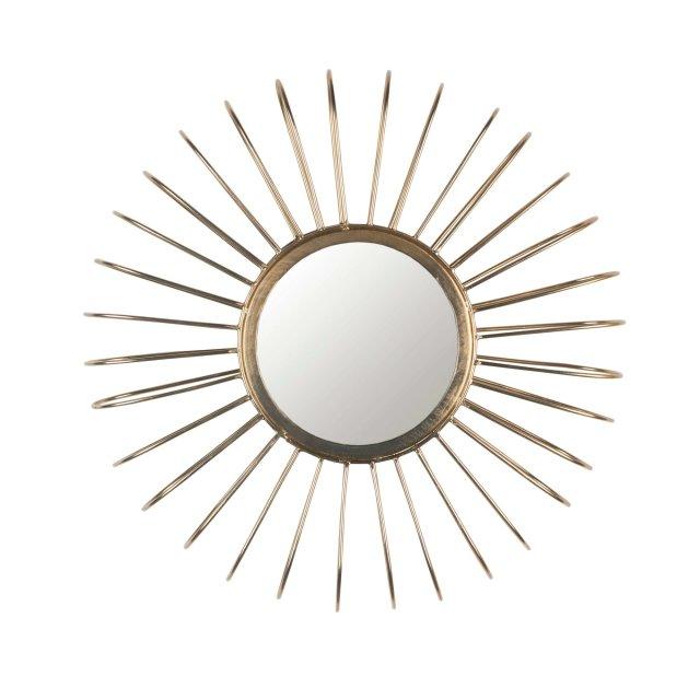 Ogledalo Selena Gold