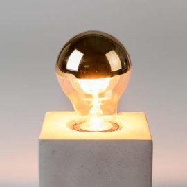 Žarulja Classic Mirror Gold