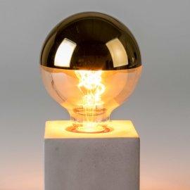 Žarulja Globe Mirror Gold