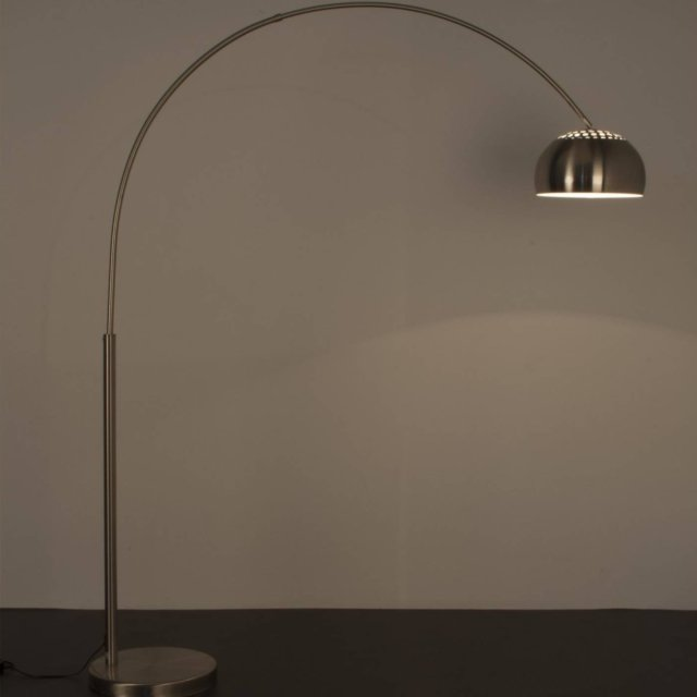 Podna lampa Metal Bow