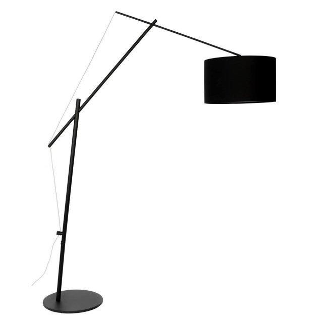 Podna lampa Tokio Black