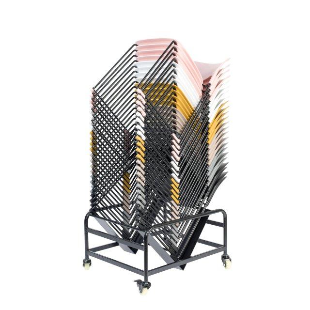 Kolica za transport stolica Stacks