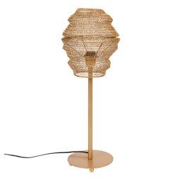 Stolna lampa Lena Brass