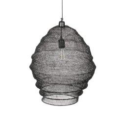 Stropna lampa Lena L Black