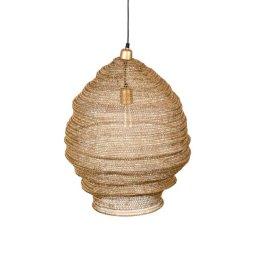 Stropne lampa Lena L Brass