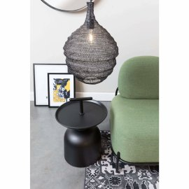 Stropne lampa Lena M Black