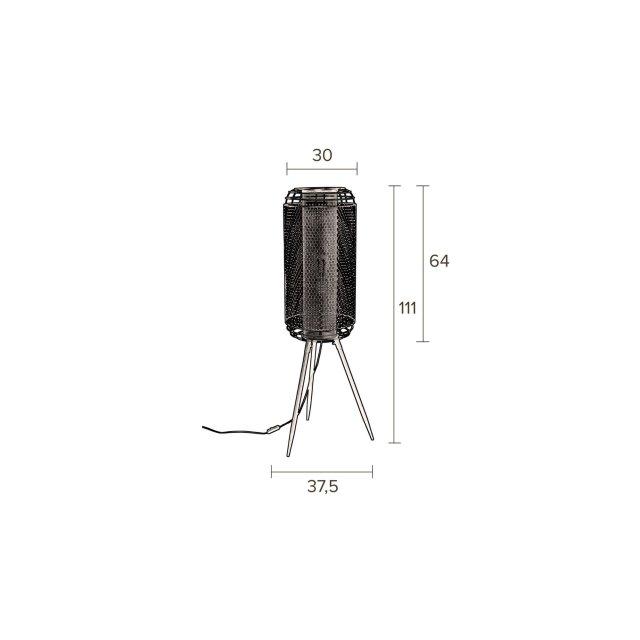 Podna lampa Archer XL