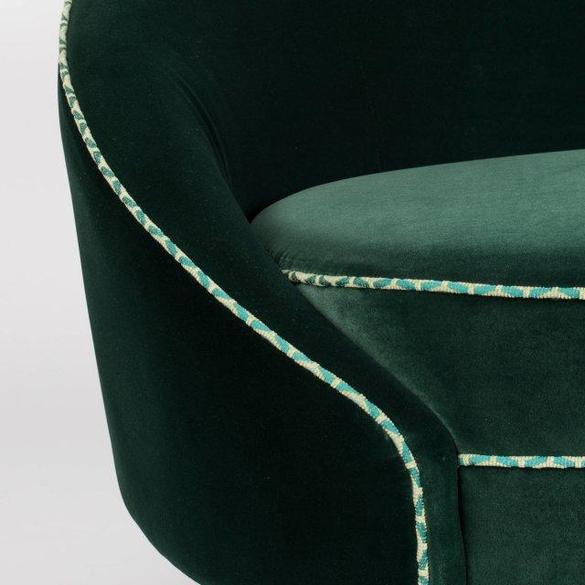 Sofa 'Don't Love Me Love Sofa' Dark Green