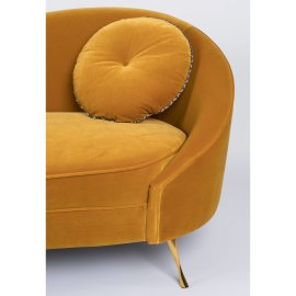 Sofa I Am Not A Croissant Ochre