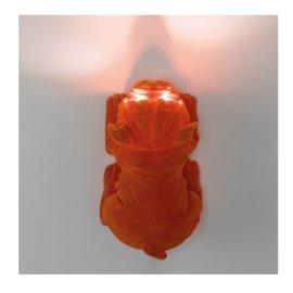 Stolna lampa Devilish Bulldog Light Orange