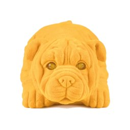 Stolna lampa Devilish Bulldog Light Yellow