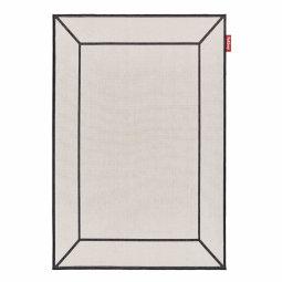 Tepih za upotrebu na otvorenom Carpretty Frame Off-White 200x290 cm