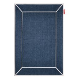 Tepih za upotrebu na otvorenom Carpretty Frame Blue 200x290 cm