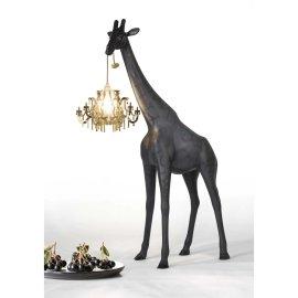 Giraffe in Love XS Black