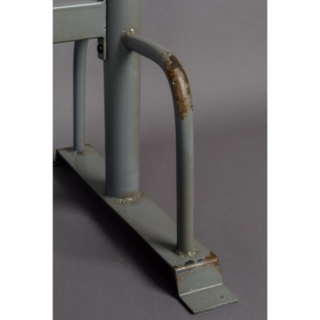Barski stol Declan Grey