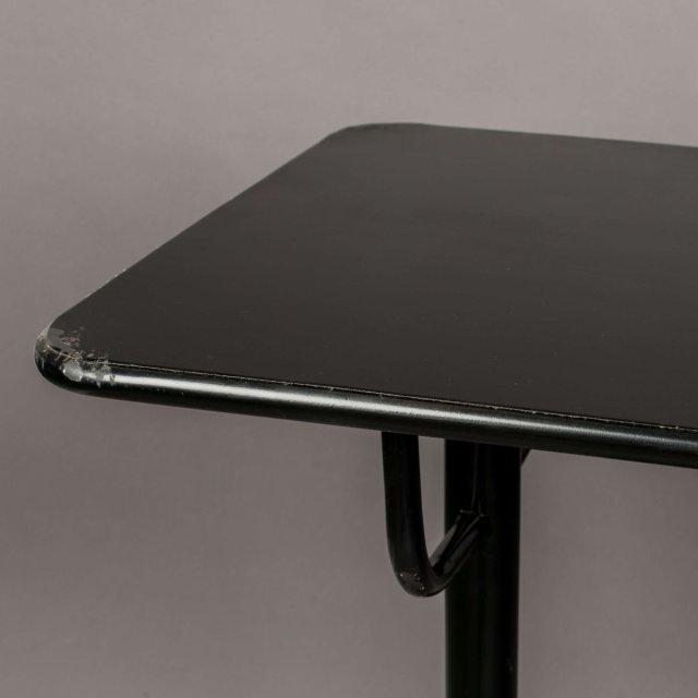 Barski stol Declan Black