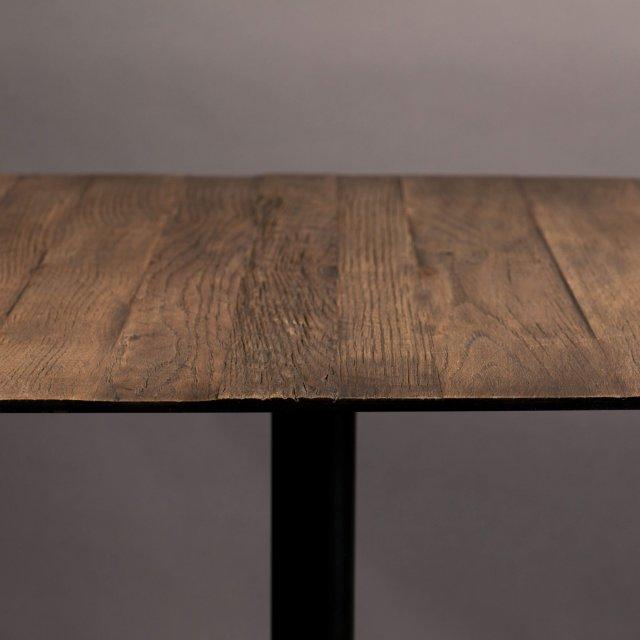 Polubarski stol Braza Square Brown
