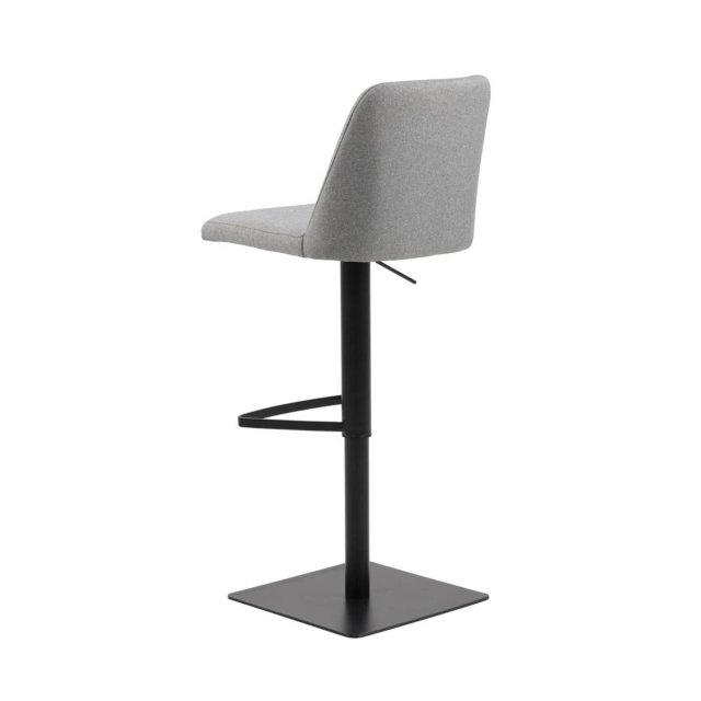 Barska stolica Avanja Light Grey/Black