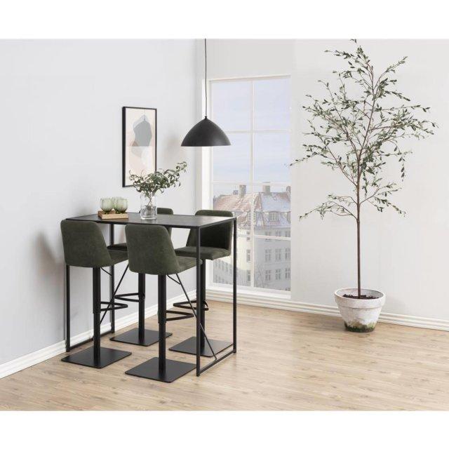 Barska stolica Avanja Olive/Black