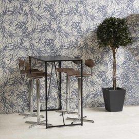 Barska stolica Blaise Walnut Wood