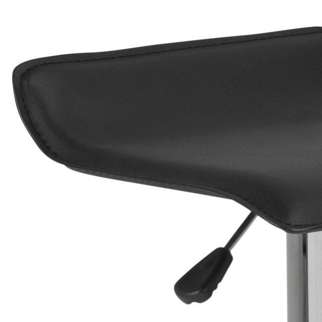 Barska stolica Dan Black Leather