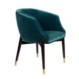 Stolica s rukonaslonom Dolly Blue FR