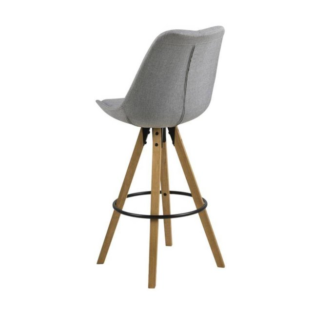 Barska stolica Dima Light Grey